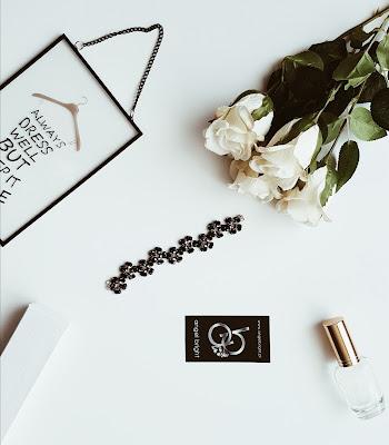 Biżuteria Angel Bright - bransoletka kryształowa