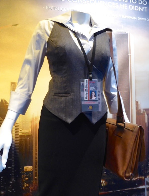 Batman v Superman Dawn of Justice Lois Lane costume