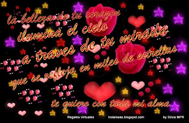 Fondos De Corazones Y Estrellas: Imagenes De Amor: Imagenes De Amor Eterno Frases Cielo De