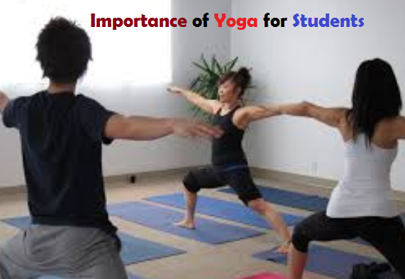Importance Of Yoga For Students And In Our Daily Life