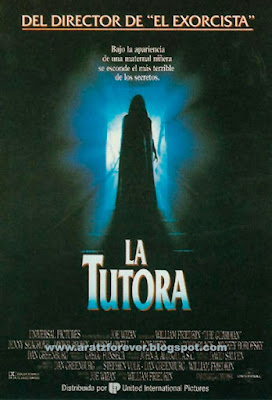 la tutora, the guardian, william friedkin