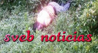 Hallan otro ejecutado este Sabado en Maltrata Veracruz