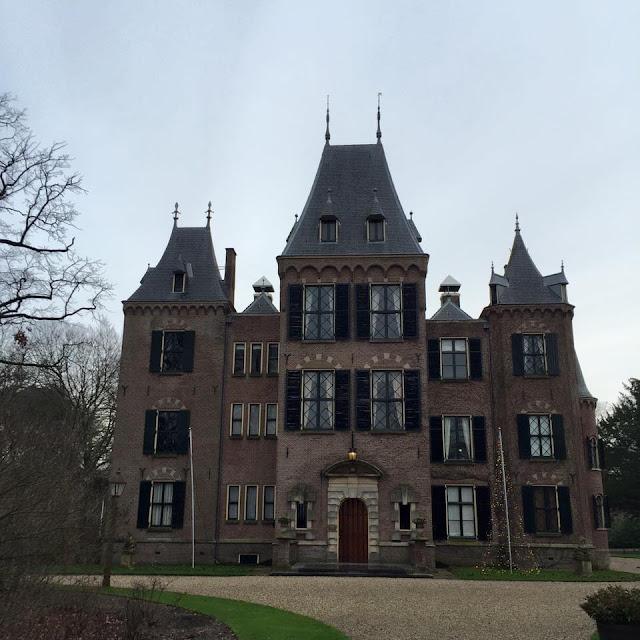 CASTILLO DE KEUKENHOF - HOLANDA