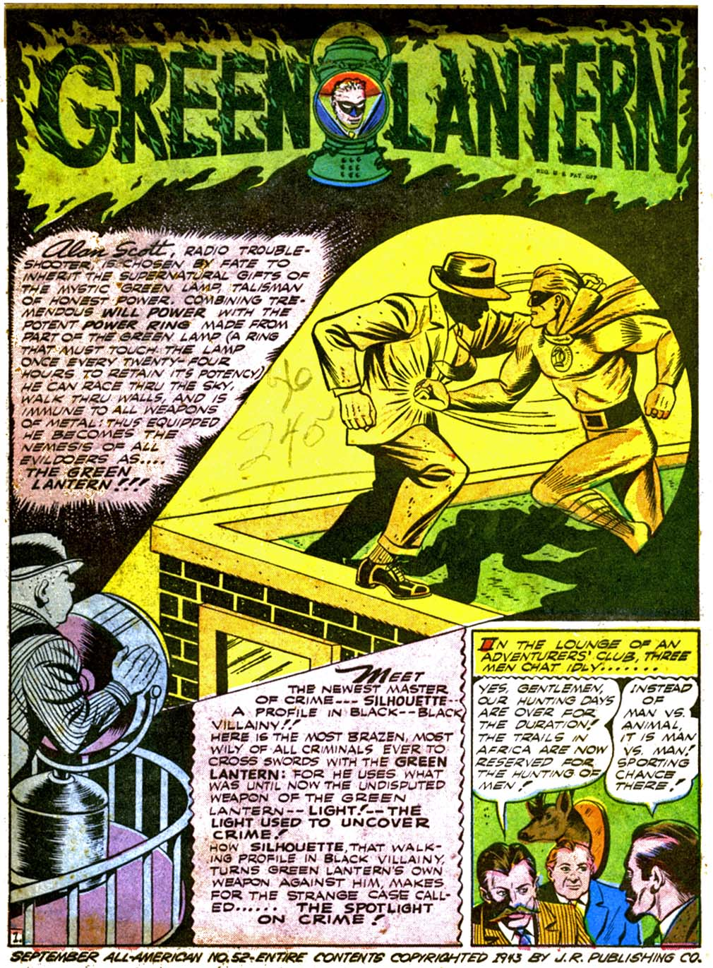 Read online All-American Comics (1939) comic -  Issue #52 - 3