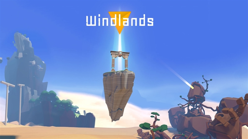 Windlands PC Game Free Download Poster