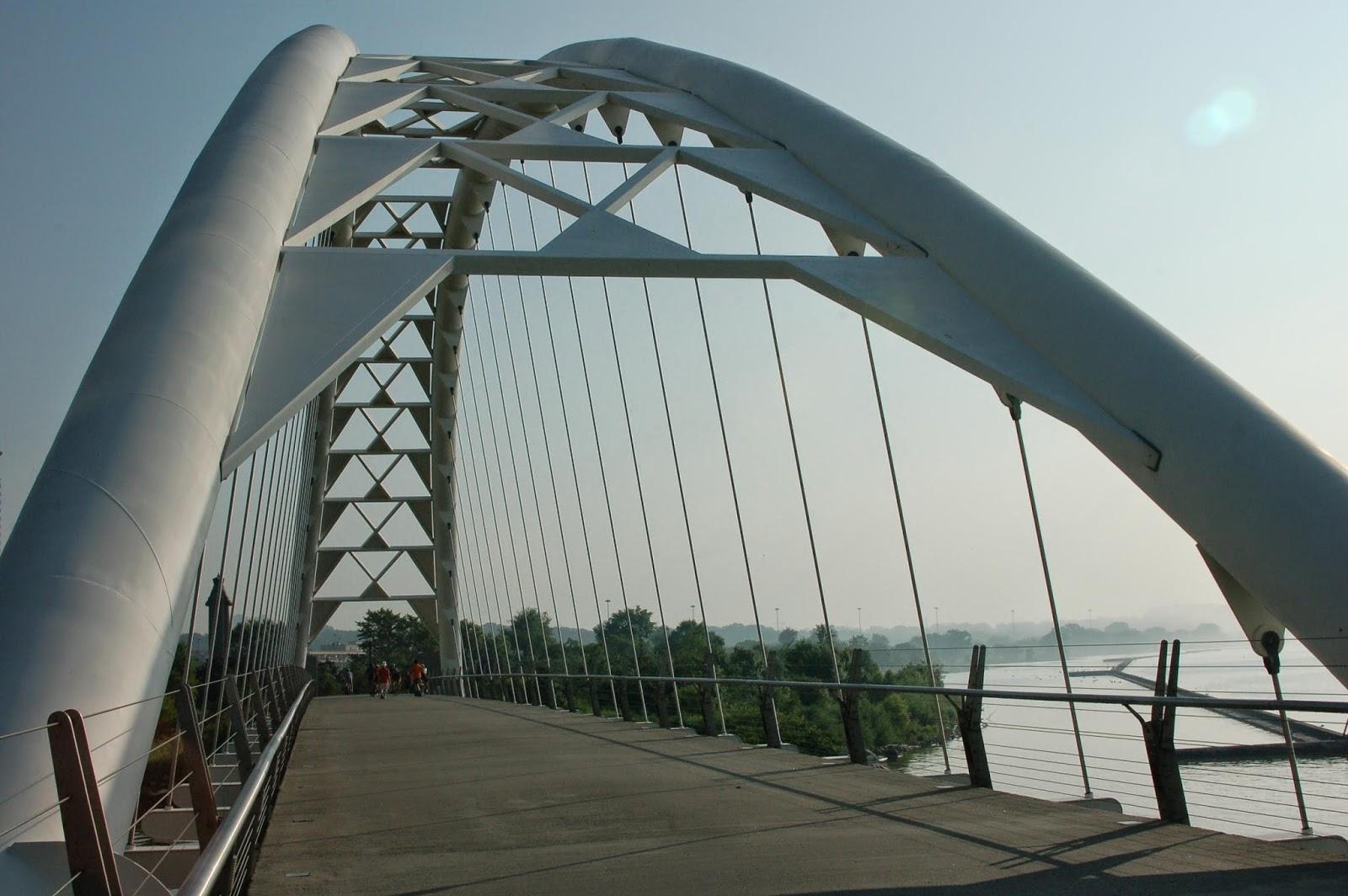 Arch Bridge..!! When? Where? & Why?