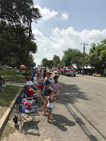 Comfort, Texas - 4th of July parade 2017