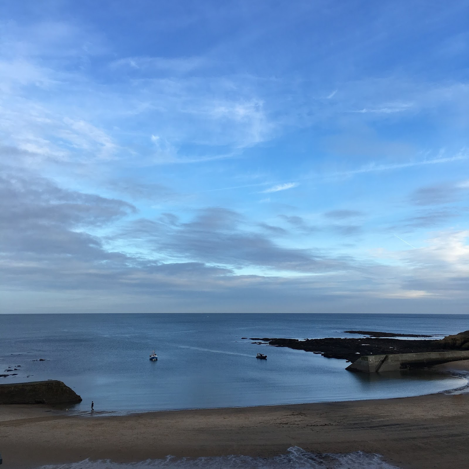 Weekend in Tynemouth, Newcastle