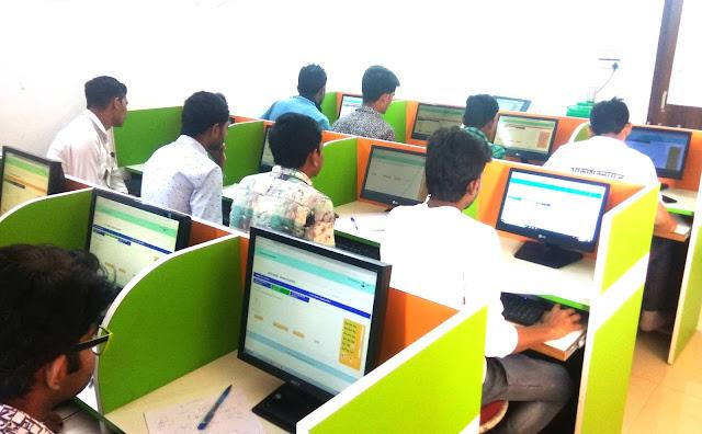 The Jayhooo Infotech computer exam time