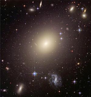 กาแล็กซีรูปไข่