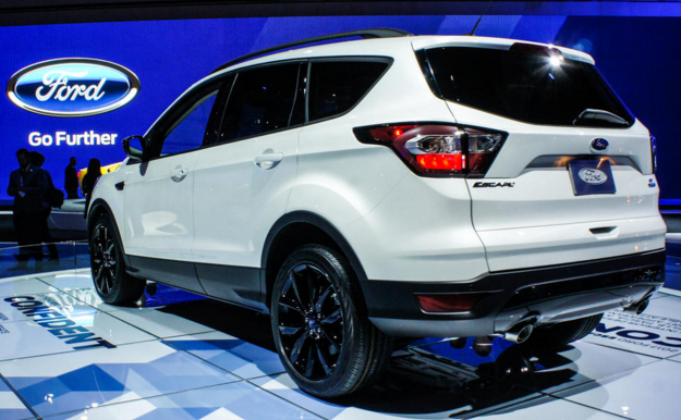 2017 Escape Hybrid MPG, Release date - Ford References