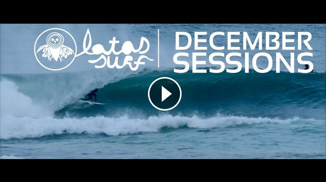 DECEMBER SESSIONS Escuela de surf Surf house Surf camp