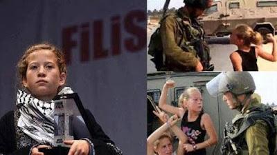 بعد الإفراج عنها.. عهد التميمي تكشف سبب صفعها أحد جنود الاحتلال الإسرائيلي
