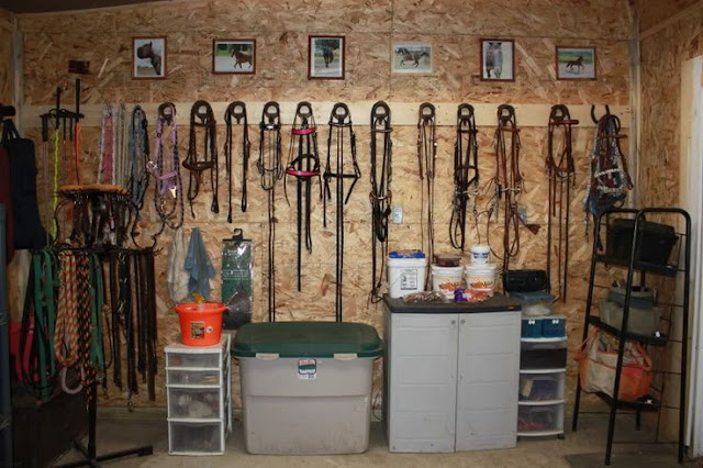 tack room design ideas
