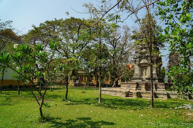 Wat Damnak - Siem Reap - Cambodge