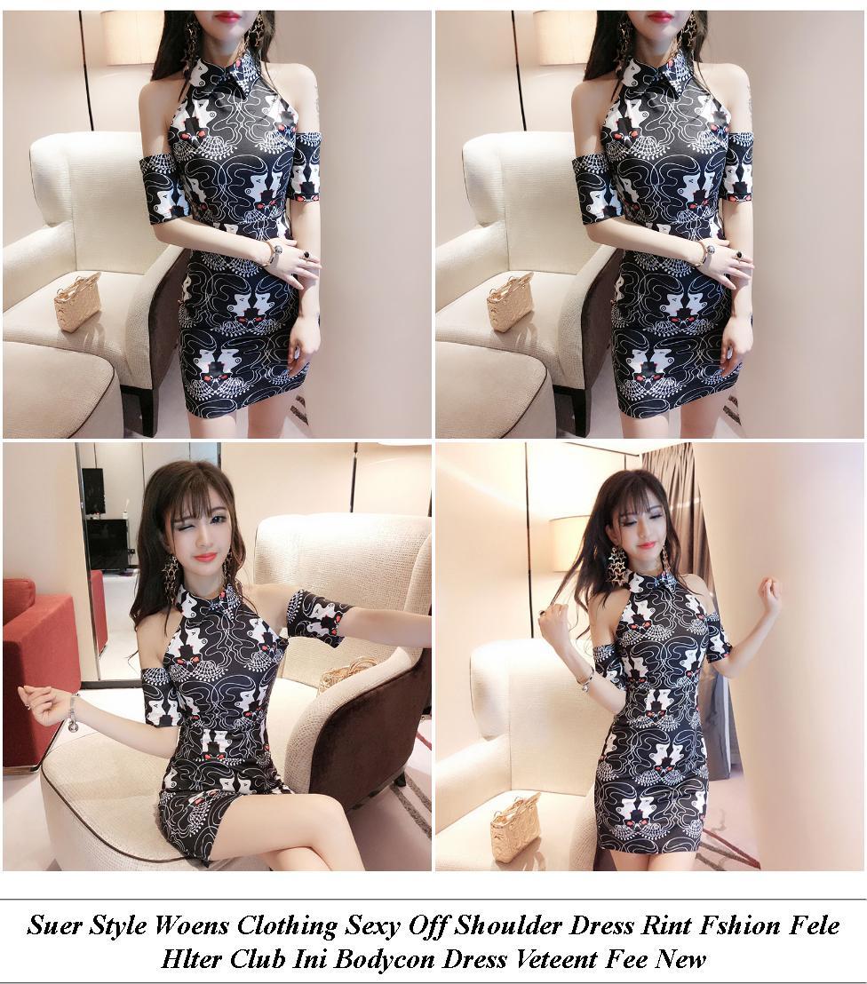 Prom Dresses - Online Shopping Sale - Sequin Dress - Cheap Clothes Online