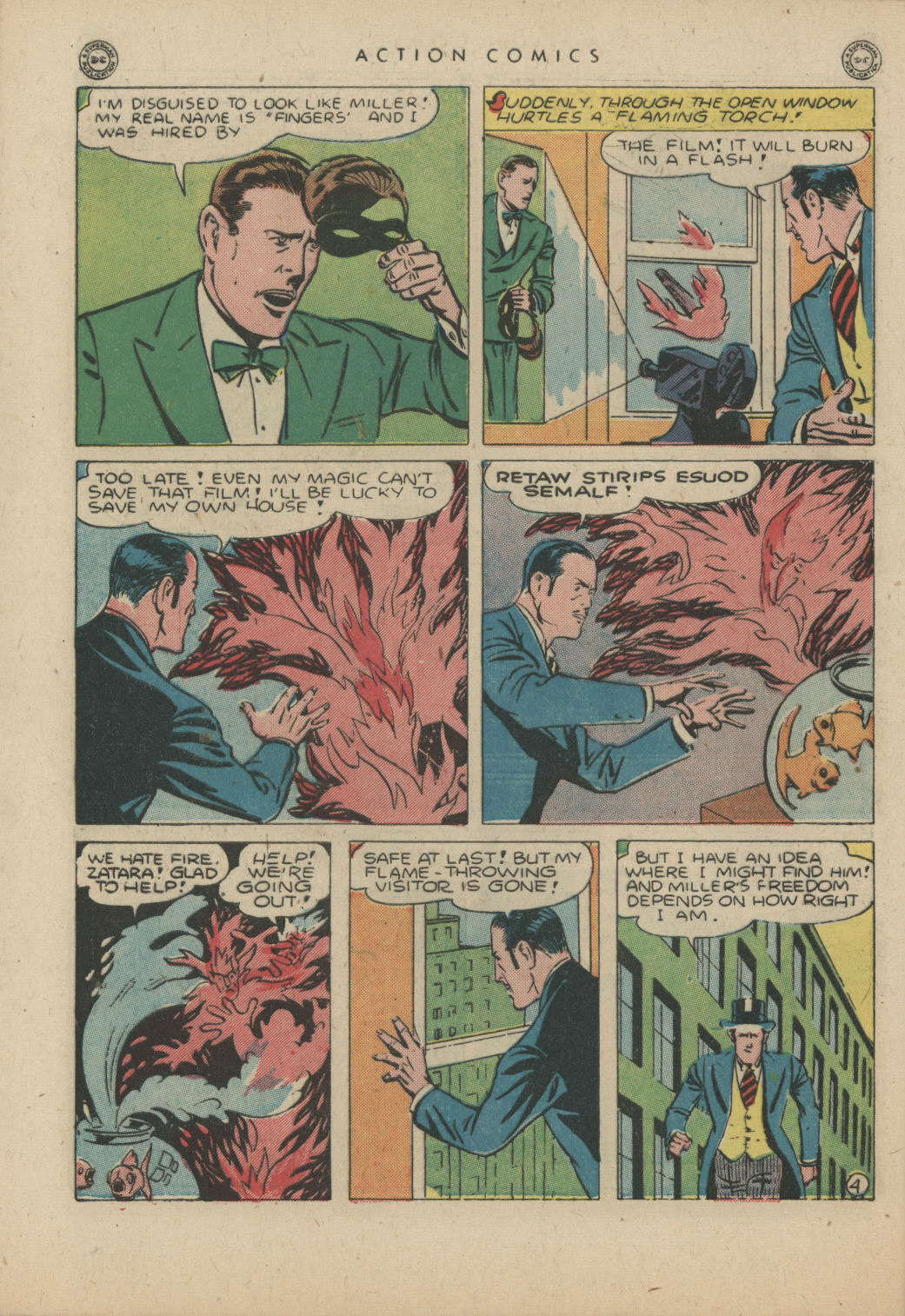 Read online Action Comics (1938) comic -  Issue #83 - 45