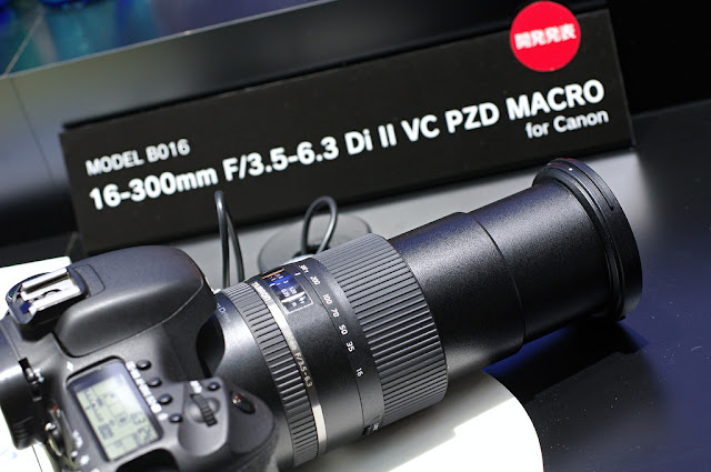 Tamron 16-300mm f/3.5-6.3 Di II VC PZD MACRO