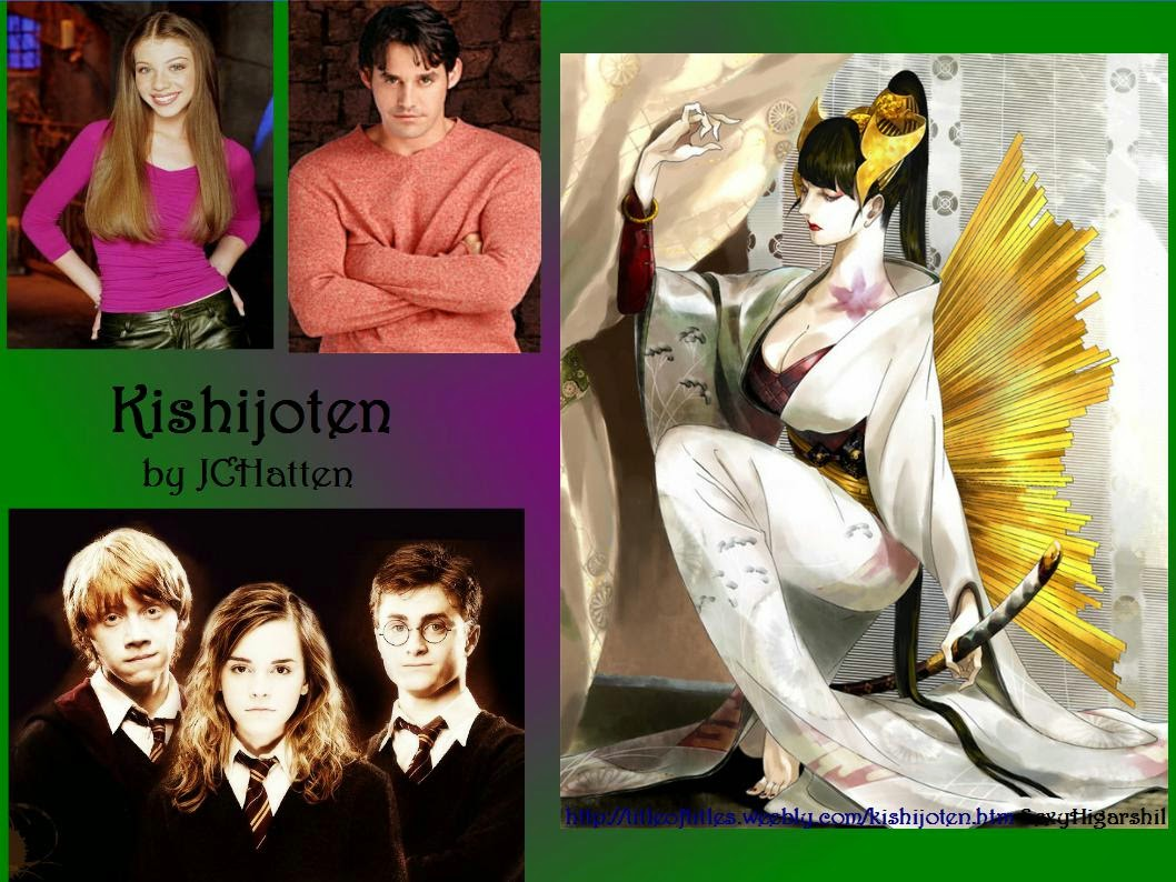 Fanfiction worth re-reading: Kishijoten (Xander/Dawn, Harry/Ginny)