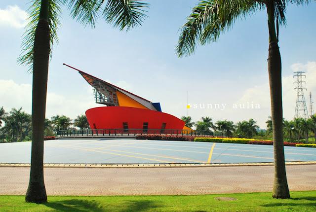 Puspa iptek tempat wisata pendidikan di Bandung Barat