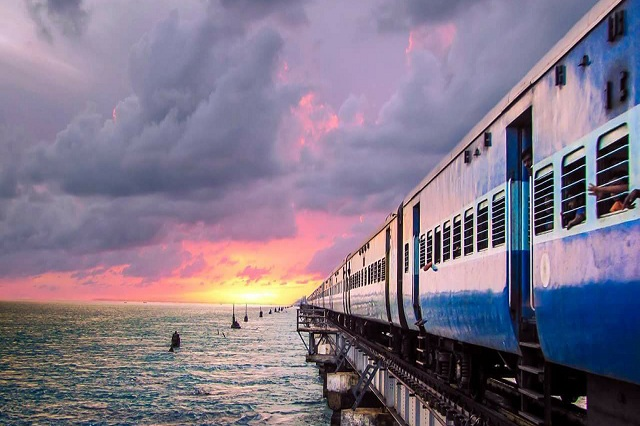 New Trains on the Ramayana Circuit