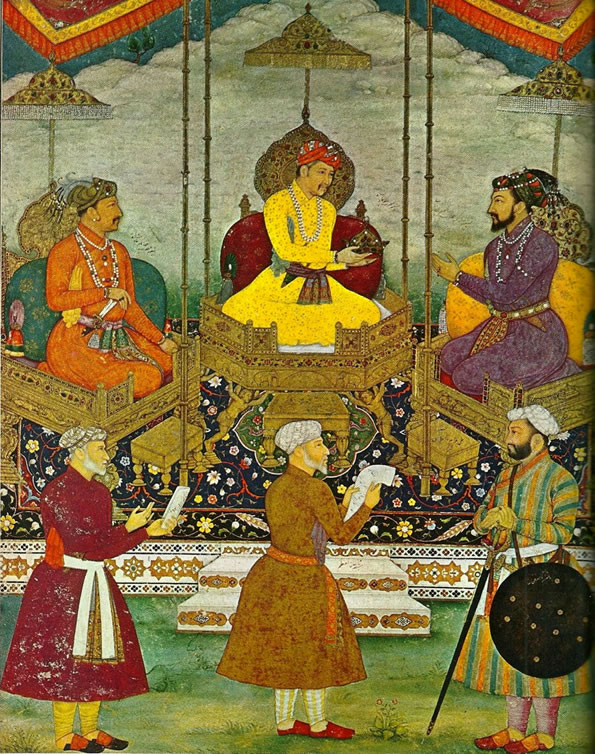 Epic World History Mughal Empire - mughal empire