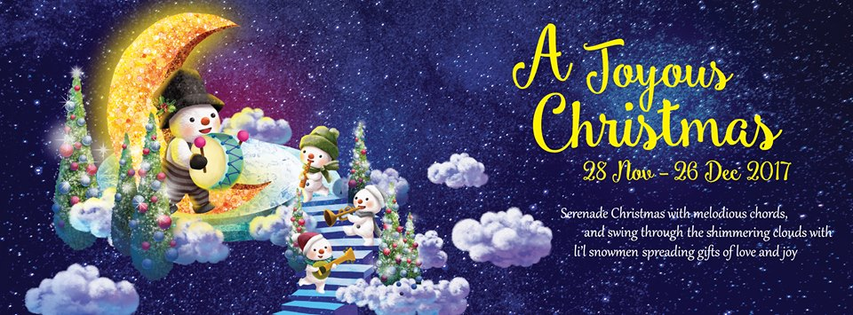 [Event]  A Joyous Christmas Celebration in 1 Utama Shopping Centre