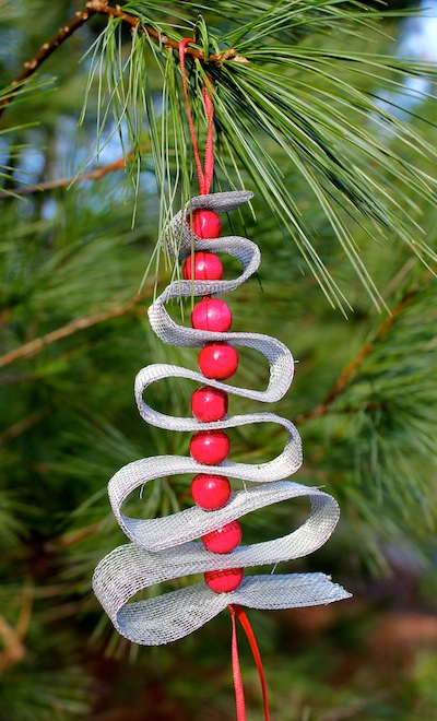 Ashbee Design Diy Christmas Ornament 4 Loop Tree