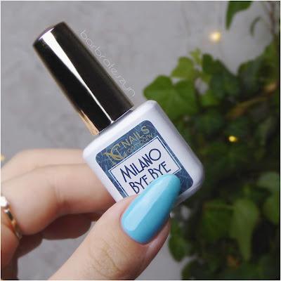 Nails Company #MILANO BYE BYE