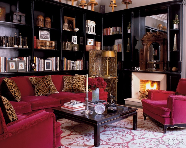 Absolutely Love The Way Its Used Int This Gorgeous Room Mona Ross Berman