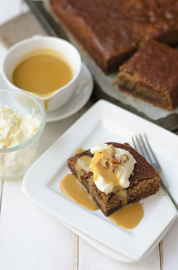 Sticky Date Pudding with Brown Butter Toffee Sauce