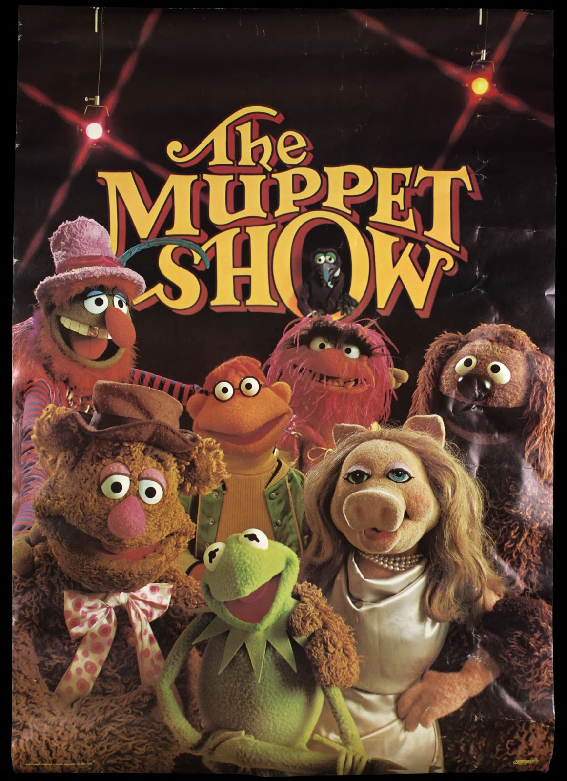 disney avenue a history of the muppets. Black Bedroom Furniture Sets. Home Design Ideas