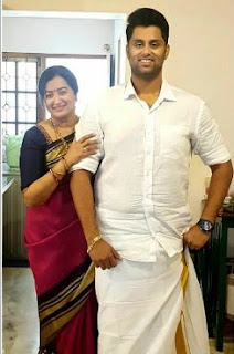 Sumalatha Family Husband Son Daughter Father Mother Marriage Photos Biography Profile.