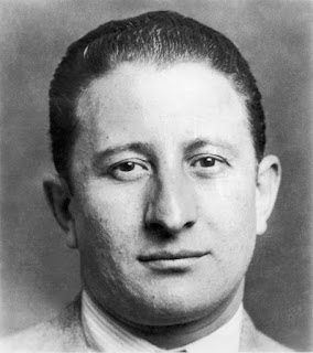 Carlo Gambino, the gang boss who delivered the eulogy at Luciano's funeral in New York