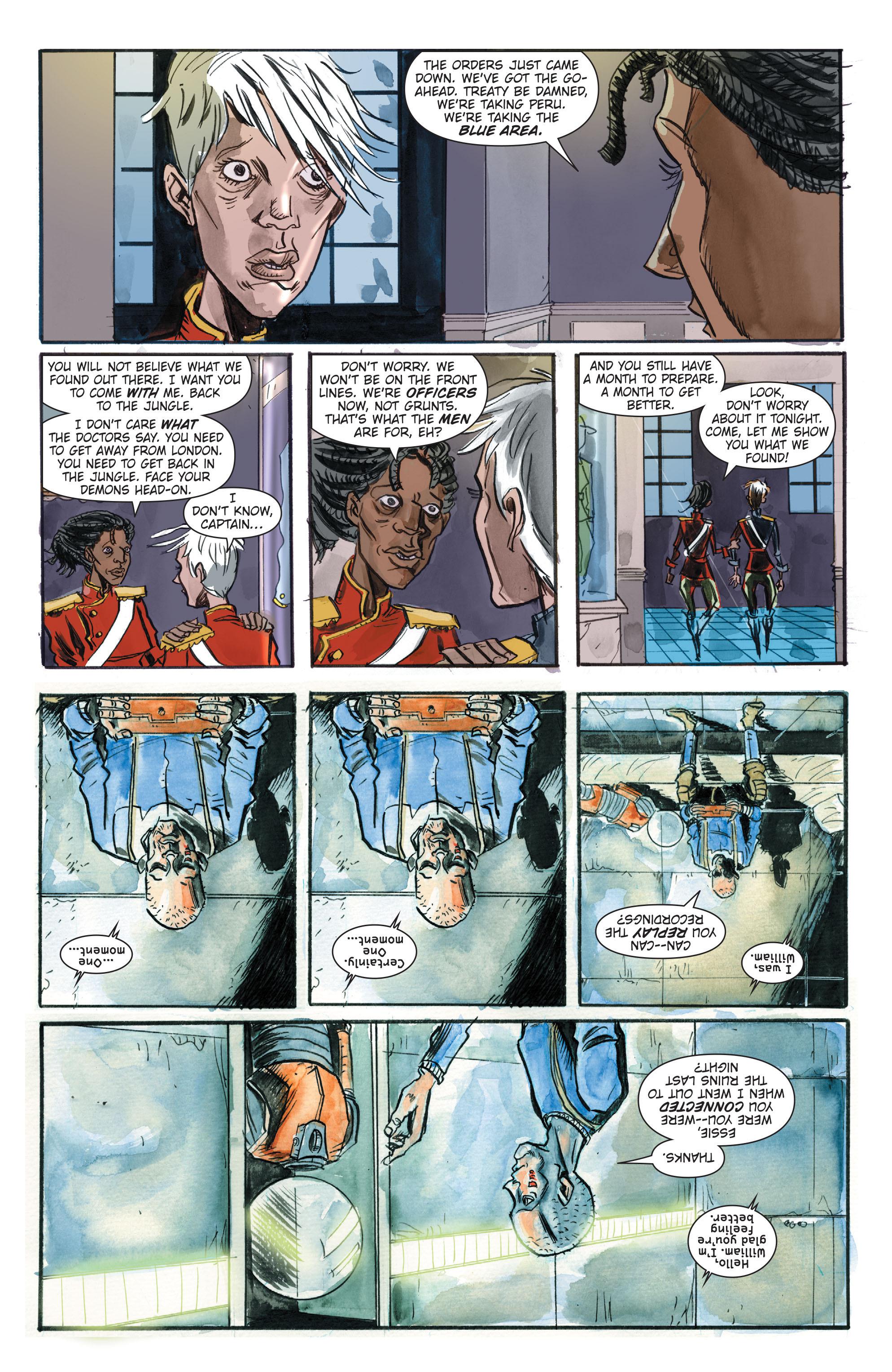Read online Trillium comic -  Issue # TPB - 110