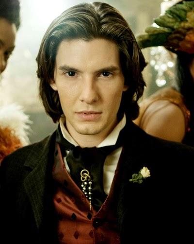 Ben Barnes as Dorian Gray (?)