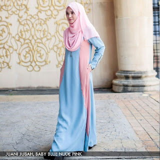 JUANI JUBAH SOLD OUT
