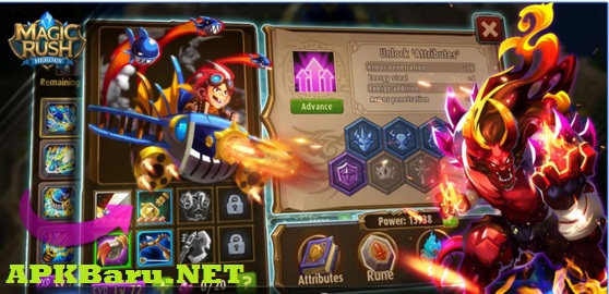 Magic Rush: Heroes v1.1.48 Apk Terbaru