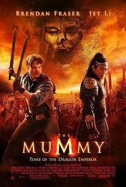 Xem Phim Xác Ướp Ai Cặp Phần 3: Lăng Mộ Tần Vương 2008