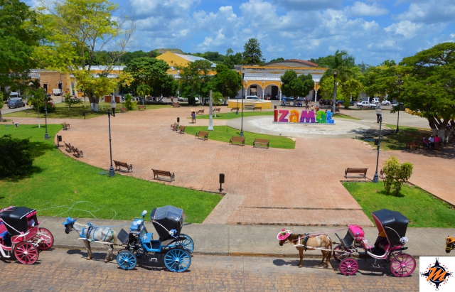 Izamal, Parque Itzamna
