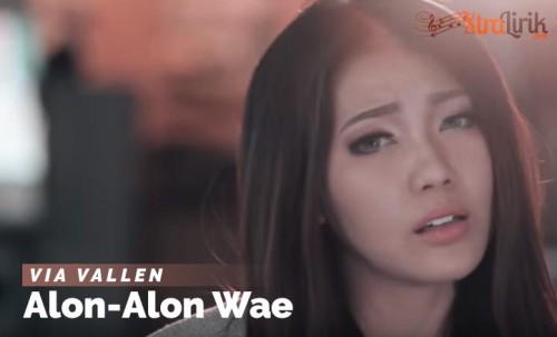 Lirik Lagu Alon Alon Wae Via Vallen