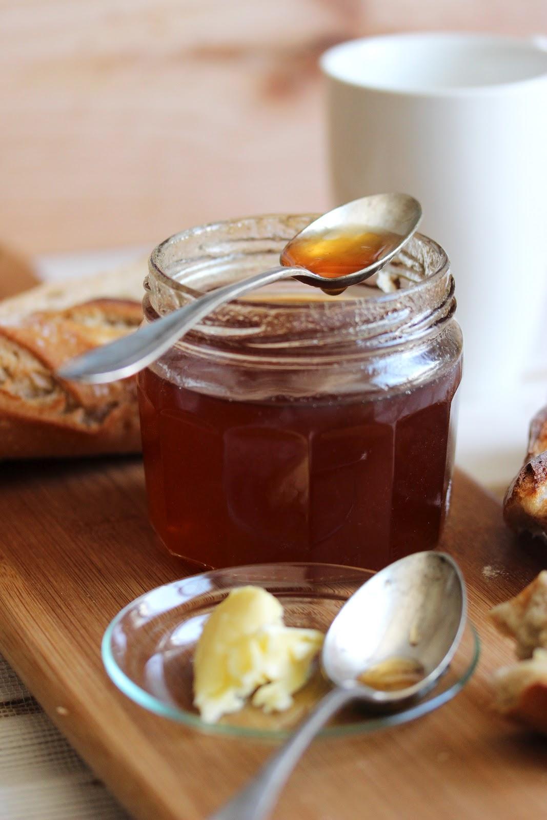 Dans la cuisine de sophie gel e de pommes songe d 39 une - Gelee de pommes avec extracteur ...