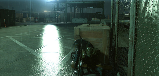 Metal Gear Solid 5 Ground Zeroes - PS4 vs Xbox One Comparison