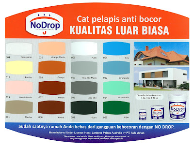 Galeri BANGUNAN CATALOG CAT NO DROP TERBARU 2020