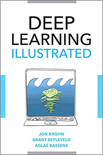 Book on Deep Learning Illustrated: A Visual, Interactive Guide to Artificial Intelligence