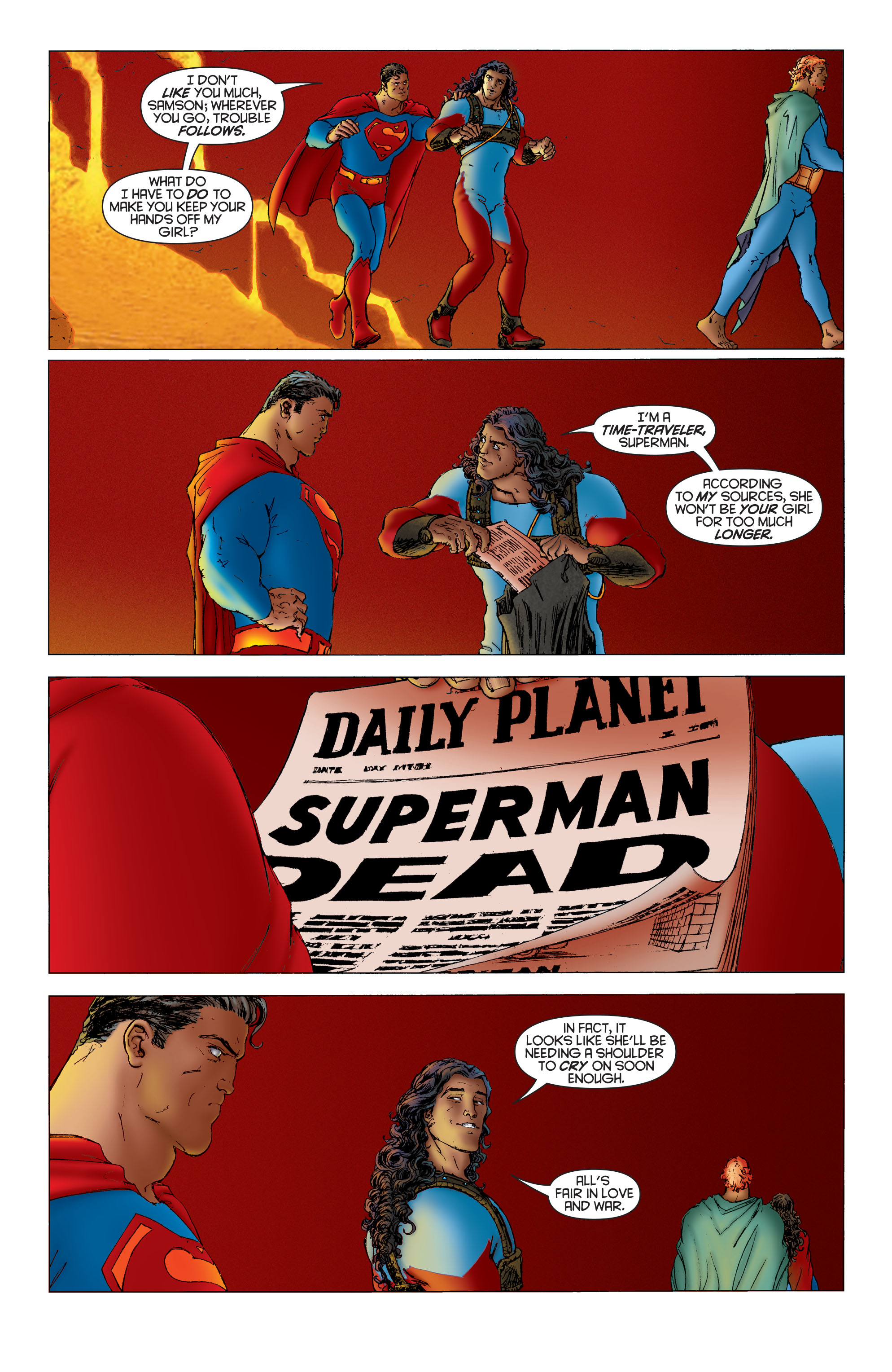Read online All Star Superman comic -  Issue #3 - 12