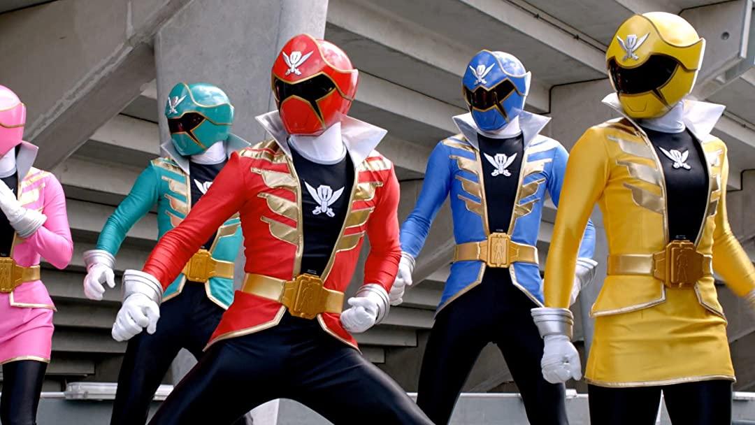 Power Rangers Megaforce - VietSub (2013)