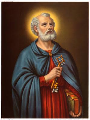 Keutamaan Rasul Petrus