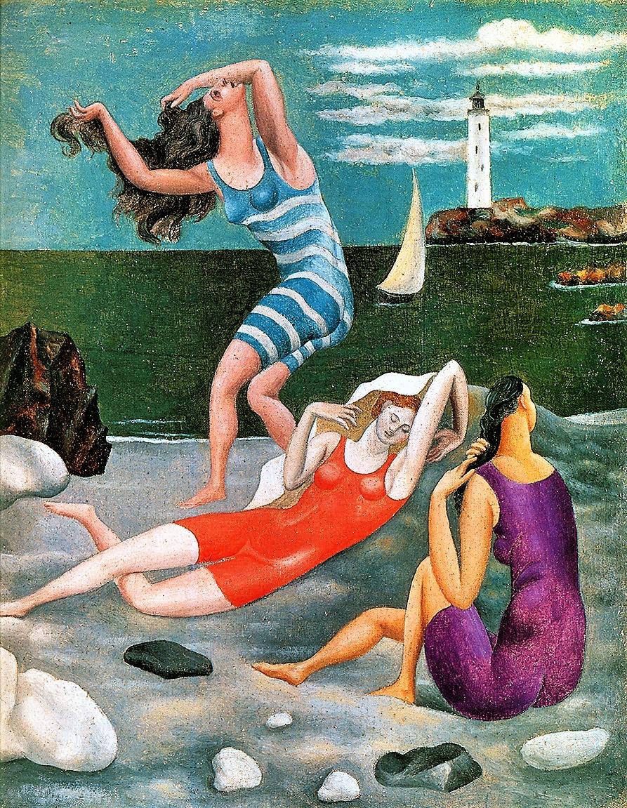 Picasso Prostitutas Prostitutas En Acion