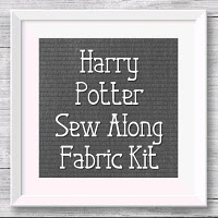 Harry Potter Sew Along Fabric Kit